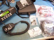 Motorola CDM1550LS+ VHF w/Remote Head 136-174MHz 45 Watt 160 Channel Mint Tested