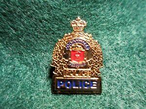 Cornwall Ontario Police Lapel Pin
