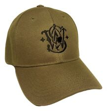 Smith Wesson Baseball Hat Olive Green Adjustable OSFM PreCurved Baseball Cap