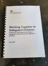 working together to safeguard children july 2018 dfes school childminder