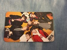 Exo Group All Members Message Card Fanclub Photocard KPOP K-pop Us Seller
