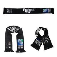 OFFICIAL 20 Nations Canterbury Rugby Scarf England World Cup 2015 RWC Mens Adult