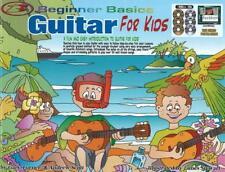 Beginner Basics Guitar for Kids by Gary Turner, Andrew Scott Hardcover Book