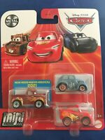 DISNEY PIXAR CARS MICHAEL ROTOR FIREBALL BEACH RACERS SAVE 6/% GMC