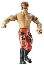 Best of ECW_REY MYSTERIO 6 inch action figure_Orange Tights and Mask_New and MIP