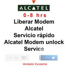 Liberar Alcatel modem W800Z touch X520D W800Z W800 X060S PB60 unlock imei codigo