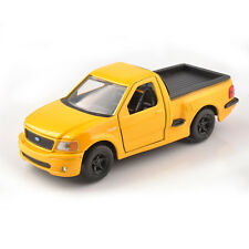 1999 Ford F-150 SVT Lightning 1/32 Diecast Pick-up Yellow Truck Car Vehicles Toy