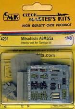 cmk Mitsubishi A6M5/5a Interior Pozzetto 1:48 Modello Kit Parti di acquaforte