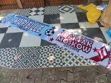Marseille OM / Spartak Moskow - 2010 - écharpe