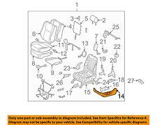 TOYOTA OEM 10-17 Sequoia Driver Seat-Cushion Shield 718060C070B0