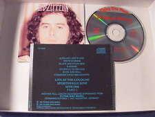 led zeppelin -a close shave-part 2 live cologne 1980 rare original cd-