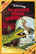 """[481] I LIBRI DELLA PAURA ed. SIAD 1978 n.  2 Page """"La stirpe della tomba"""""""