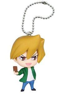 Yu-Gi-Oh Anime Swing Mascot PVC Keychain Cute SD Figure ~ Joey Wheeler @85741