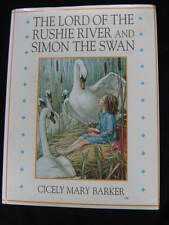 The Lord Of The Rushie River and Simon The Swan - Cicely Mary Barker