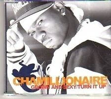 (CT446) Chamillionaire, Grown And Sexy / Turn It Up - 2006 DJ CD