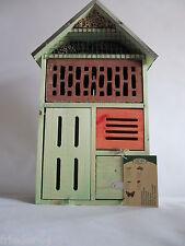 Esschert Design Insektenhotel XXL Insektenhaus Insektenpension Hotel ZY WA 23