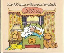Ruth KRAUSS, Maurice Sendak / Bears Signed 2005