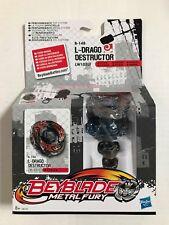 Hasbro 38747 -  BEYBLADE METAL FURY  B -148 L-DRAGO DESTRUCTOR  LW105LF