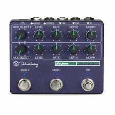 Keeley Supermod Workstation New guitar effefct pedal Modulation