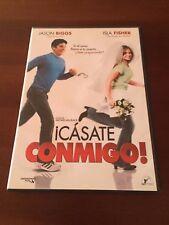 ¡CASATE CONMIGO! - WEDDING DAZE - 1 DVD - 90 MIN - MUY BUEN ESTADO - JASON BIGGS