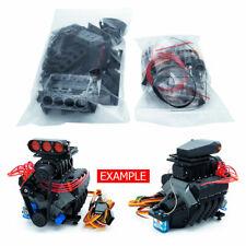 DarkDragonWing 1/10 RC OHV V8 H SC FD Engine Kit