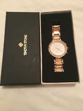 Timothy Stone Ladies Watch in Rose Gold with Swarovski Crystals
