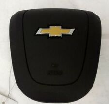 2011-2015 CHEVY VOLT LEFT DRIVER SIDE STEERING WHEEL AIRBAG 12 13 14 15 AIR-BAG