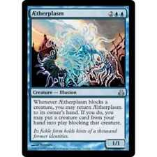 MTG GUILDPACT * Aetherplasm - Condition: Excellent