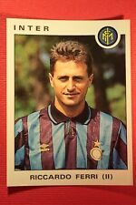 Panini Calciatori 1991/92 1991 1992 N. 157 INTER FERRI OTTIMA!!