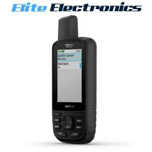 Garmin GPSMAP 66sr Multi-band GNSS Handheld Outdoor GPS 010-02431-02
