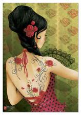 Puzles y rompecabezas de color principal rojo de arte