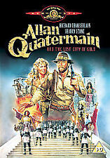 Allan Quatermain And The Lost City Of Gold [DVD], Very Good DVD, Rory Kilalea,Ma