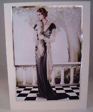 Art Deco Decadence Daughter Birthday Card