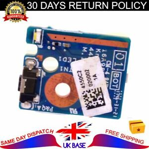 New ON/Off Power Button Board for HP Pavilion X360 15-BR 14-BA 11M-AD Series