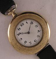 Vintage CHRONOMETRE Swiss Hi Grade Wrist Watch Perfect Fully Serviced