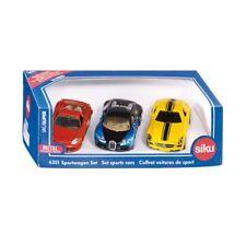 Siku Gift Set With 3 Sports Cars - 6301 Sportwagen New Super Toys