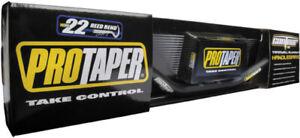 ProTaper Contour Handlebar Silver KX High Bend #2811D SILVER