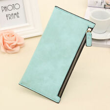 1PC HOT Long Handbag Girls Fashion Leather Wallets Phone Purse Card Holder Women