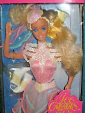 ICE CAPADES 50th ANNIVERSARY BARBIE-NIB-1989-PINK/WHITE