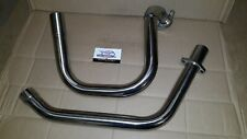 Honda NT650 Deauville Downpipes