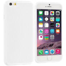 para Apple iPhone 6 6s / PLUS Fino Transparente Claro Gel de silicona