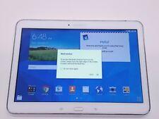 "Samsung Galaxy Tab 4 (SM-T530NU) 16GB - White (Wi-Fi) 10.1"" Tablet 51884"