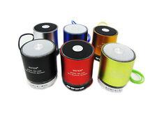 SPEAKER BLUETOOTH MINI CASSA AMPLIFICATA WS-K66 CON INGRESSO SD USB