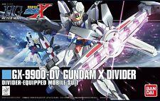 Bandai Hguc 1/144 Gx-9900-Dv Gundam X Divider Plastic Model Kit from Japan