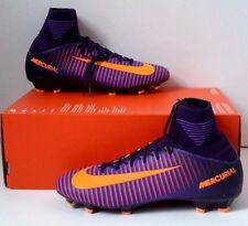 Nike Jr Mercurial SuperFly V Fg Soccer Cleats Sz 4y 100% Auth 831943 585 Youth