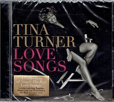 CD - TINA TURNER - Love Song
