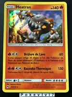 Carte Pokemon HEATRAN 48/214 Holo Soleil et Lune 8 SL8 FR NEUF