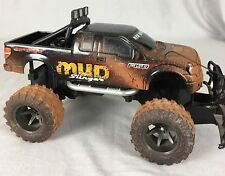 "New Bright Mud Slinger Ford F150 RC Truck 27 MHz 6V NIMH Battery 13"" Parts Only"