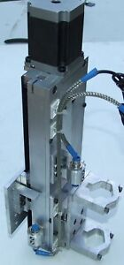 "Z AXIS CNC LIFTER PLASMA 6"" TRAVEL FLOATING HEAD THC 35 MM PRO VERSION"