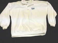 MEN WOMEN PREOWNED ATHLETIC SPORTS PULLOVER GOLF JACKET PEBBLE BEACH  XL   # 30